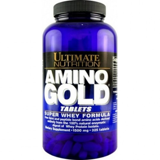Ultimate Nutrition Amino Gold Tablets 325 таб.
