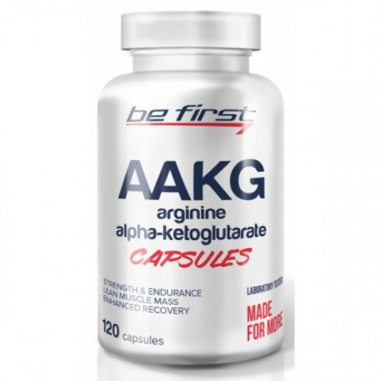 Be First AAKG 120 капс.