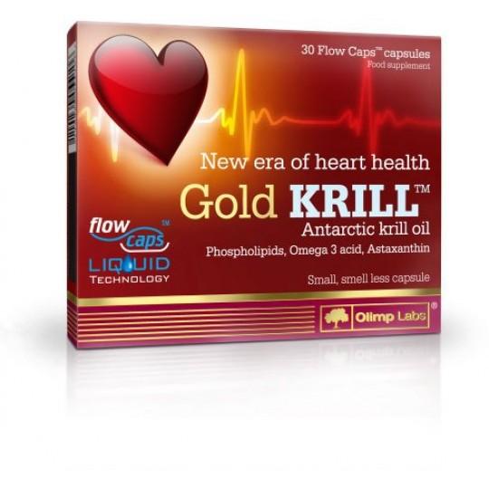 Olimp Gold Krill 30 капсул