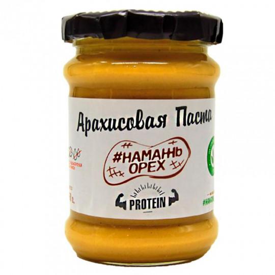 Намажь орех Арахисовая паста Protein 250 г