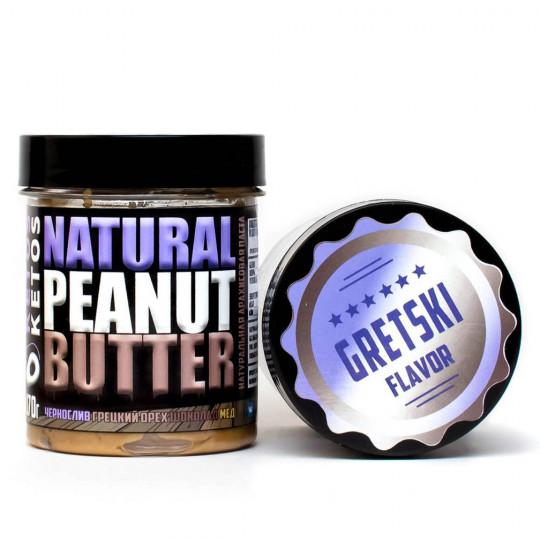 Ketos Natural Peanut Butter Gretski 170 г