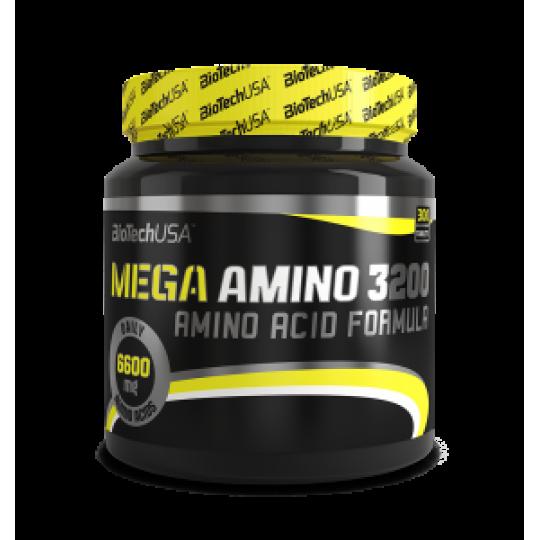 Biotech Nutrition Mega Amino 3200 300 таб.