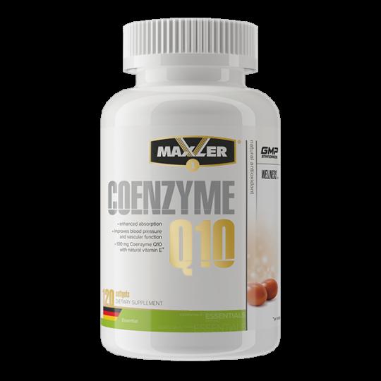 Maxler Coenzyme Q10 120 капс.