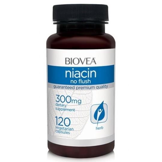 Biovea Niacin 300 mg 120 капс.