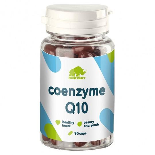 Prime Kraft Coenzyme Q10 100 мг. 90 капс.