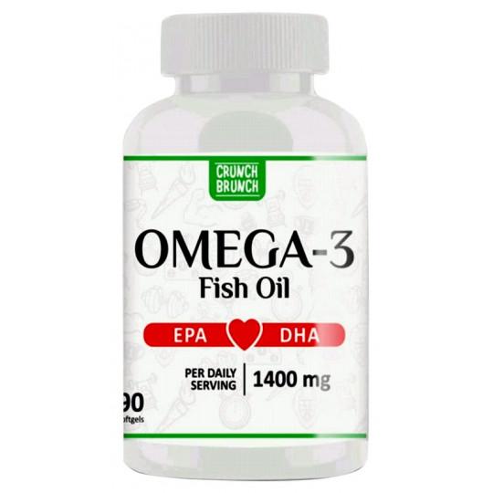 Crunch Brunch Omega-3 90 капсул