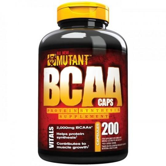 Mutant BCAA Capsules 200 капс.