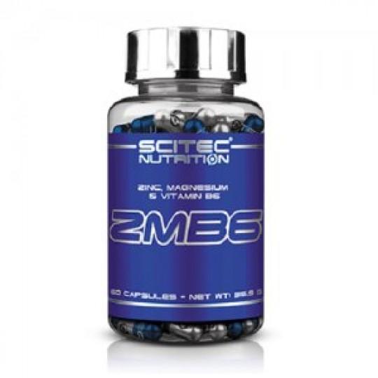 Scitec Nutrition ZMB6 60 капс.