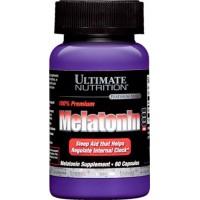 Мелатонин Ultimate Nutrition 3мг