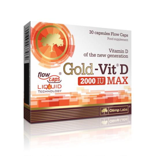 Olimp Gold-Vit D Max 30 капс.