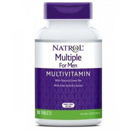 Natrol Multiple for Men Multivitamin