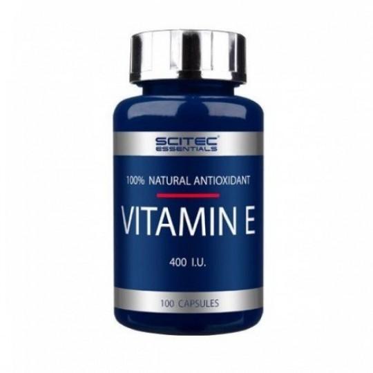 Scitec Nutrition Vitamin E 100 капс.
