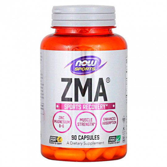Now foods ZMA 90 капс.