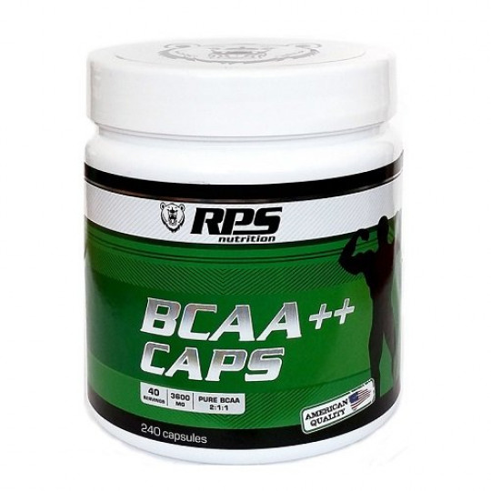 RPS Nutrition BCAA Caps 240 капс.