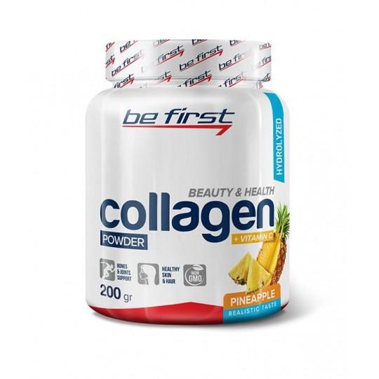 Be First Collagen + vitamin C 200 г