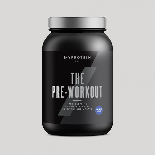 THE Pre-Workout Myprotein