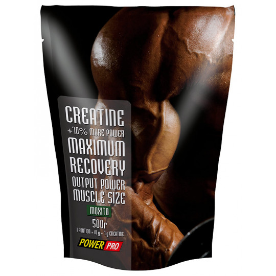 PowerPro Creatine Maximum Recovery