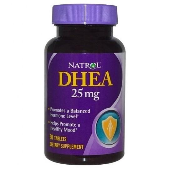Natrol DHEA 25 mg 90 таб.