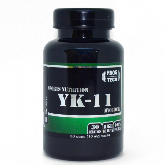 Frog Tech YK-11 10 mg 30 капс.