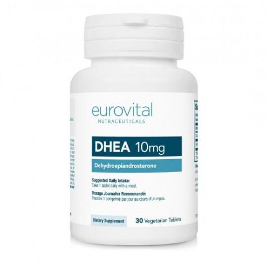 Eurovital DHEA 10 mg 30 таб.