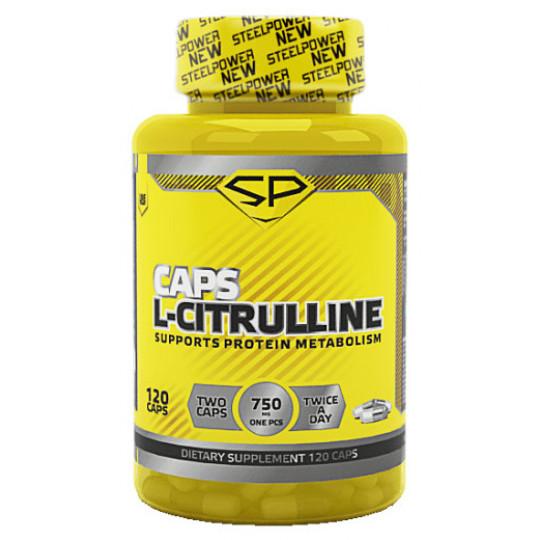 Steel Power Nutrition L-Citrulline caps