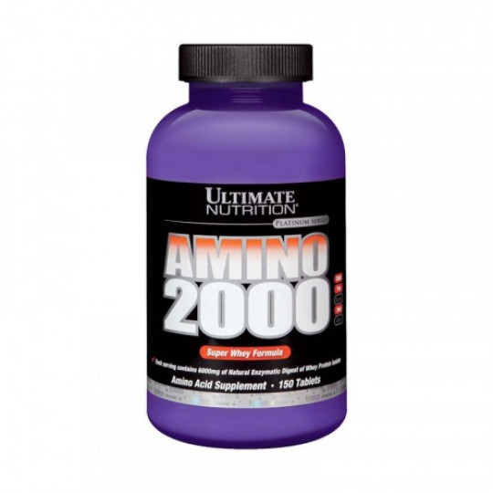 Ultimate Nutrition Amino 2000 330 таб.