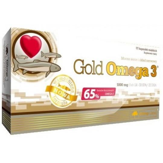 Olimp Gold Omega 3 60 капсул