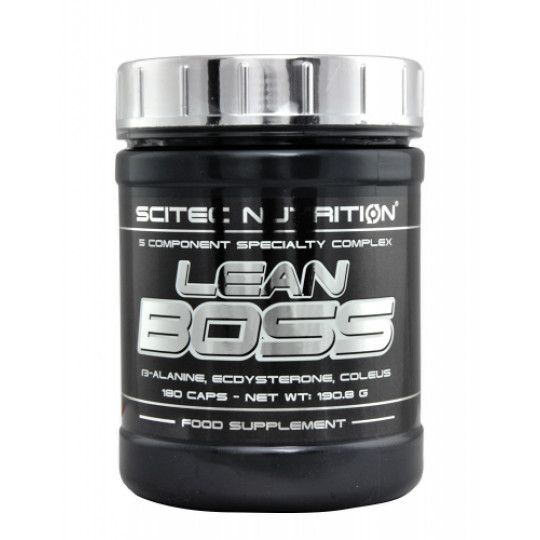 Scitec Nutrition Lean Boss 180 капс.