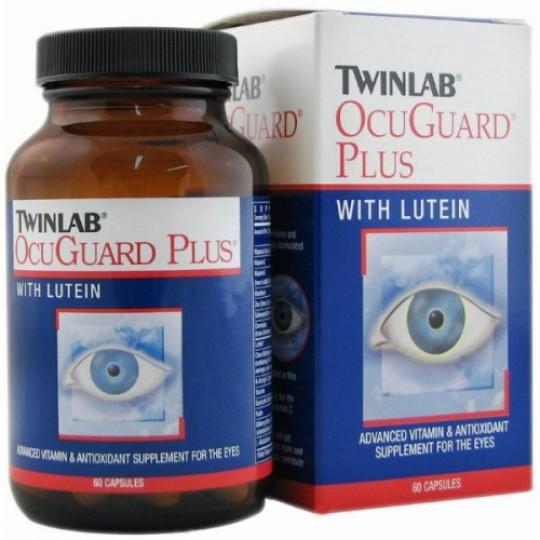 Twinlab OcuGuard Plus 60 капс.