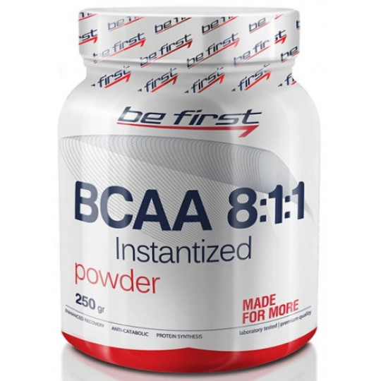Be First BCAA 8:1:1 Instantized powder 250 г