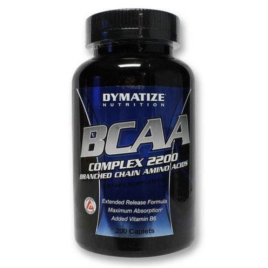 Dymatize BCAA Complex 2200 200 таб.
