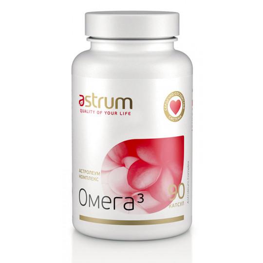 Astrum Омега-3 90 капсул