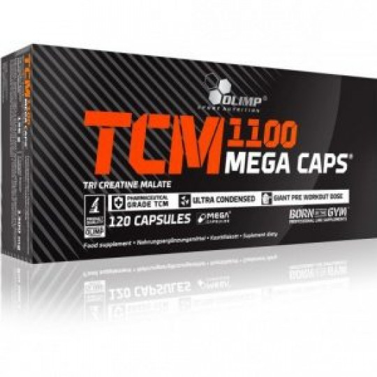 Olimp TCM Mega Caps 120 капс.