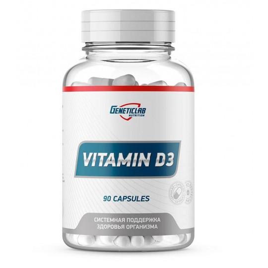 GeneticLab Nutrition Vitamin D 90 капс.