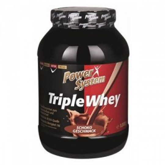 Power System Triple Whey Protein 1000 г