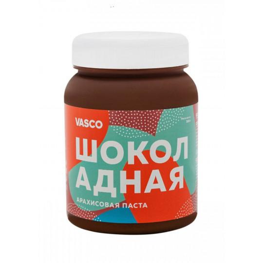 VASCO Шоколадная арахисовая паста 320 г