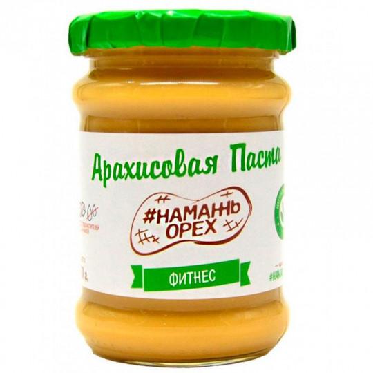 Намажь орех Арахисовая паста Фитнес 250 г
