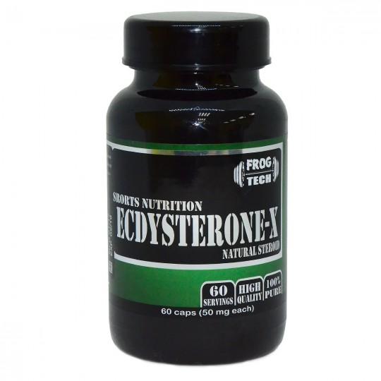 Frog Tech Ecdysterone-X 50 mg 60 капс.