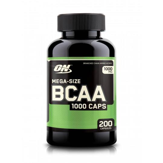 Optimum Nutrition BCAA 1000 200 капс.