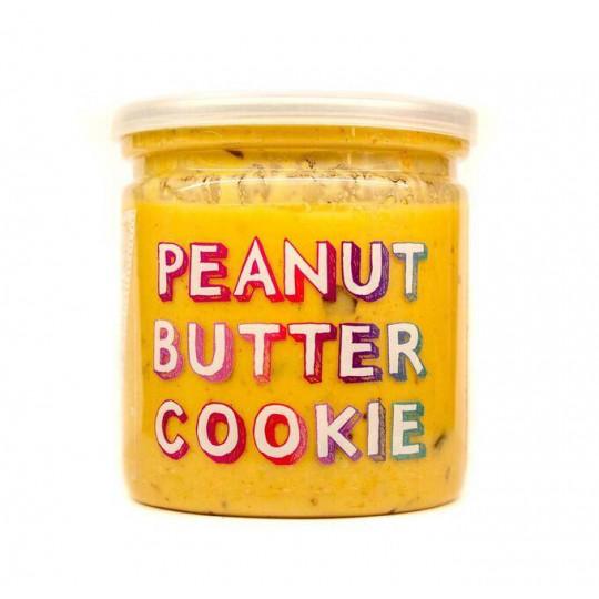 Grizzly Nuts арахисовая паста с финиками Cookie 200 г
