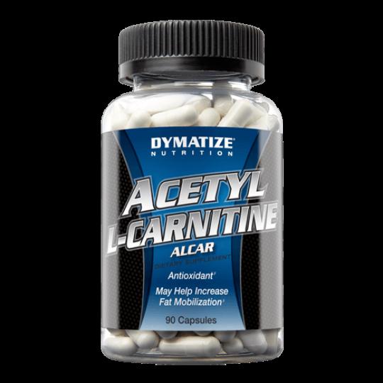 Dymatize Nutrition Acetyl L-Carnitine 500 mg 90 капс.