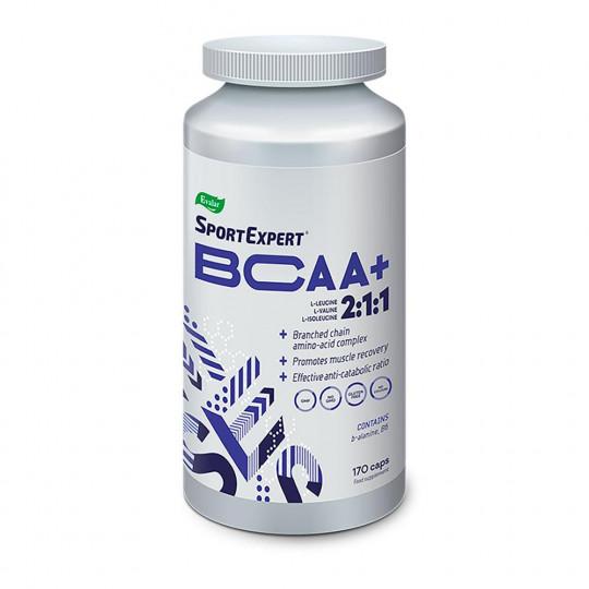 SportExpert BCAA+ 170 капс.