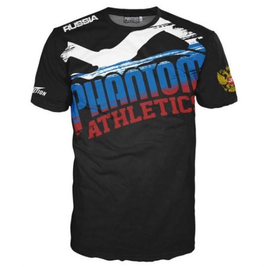 Футболка Phantom Athletics EVO Patriot Line - Supporter Russia