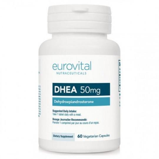 Eurovital DHEA 50 mg 60 капс.