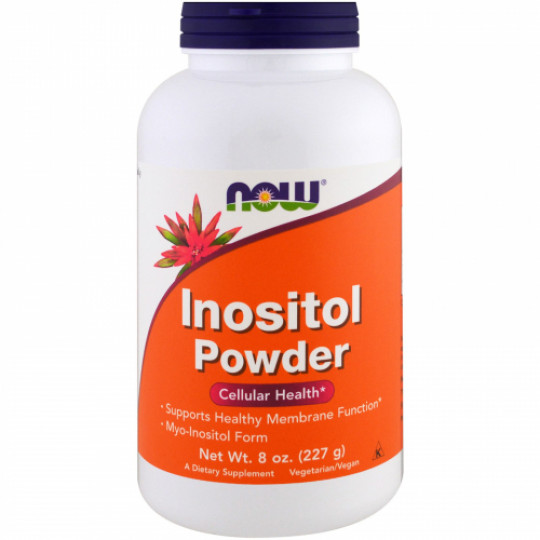 Now foods Inositol pure powder 227 г