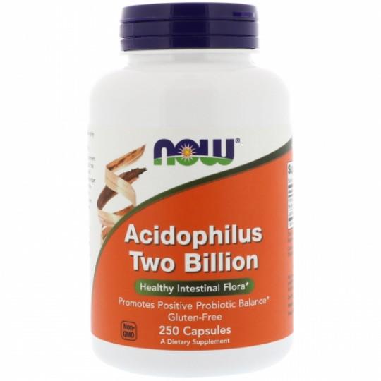 Now foods Acidophilus 2 Billion 250 капс.