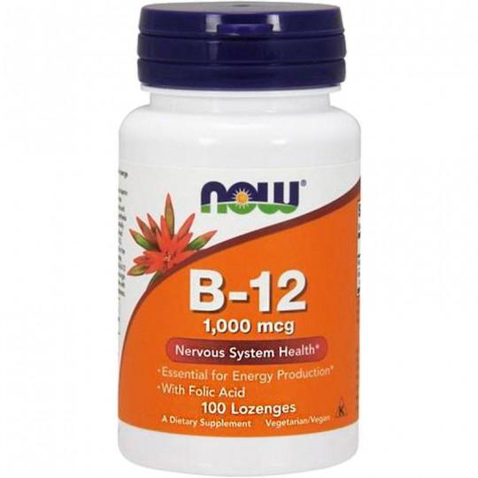 Now foods Vitamin B-12 1000 mсg 100 таб.
