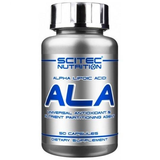 Scitec Nutrition ALA 50 капс.
