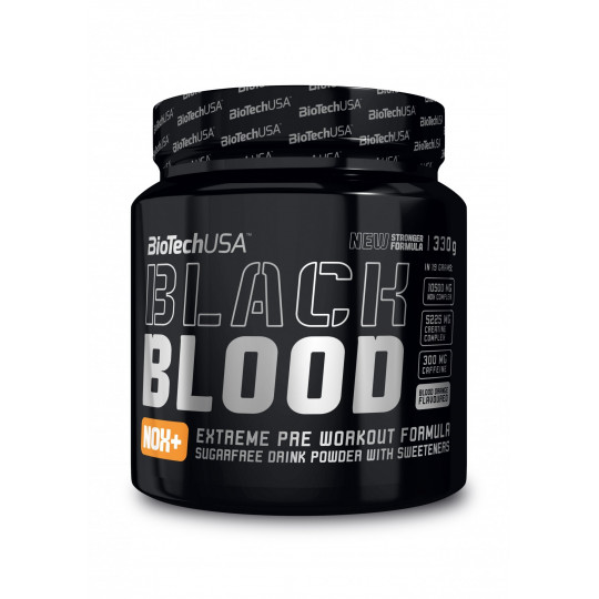 Biotech Nutrition Black Blood NOX+ 330 г