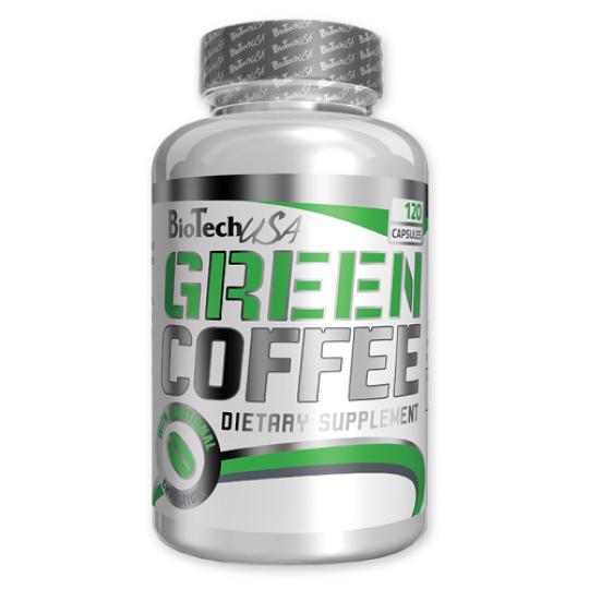 Biotech Nutrition Green Coffee 120 капс.